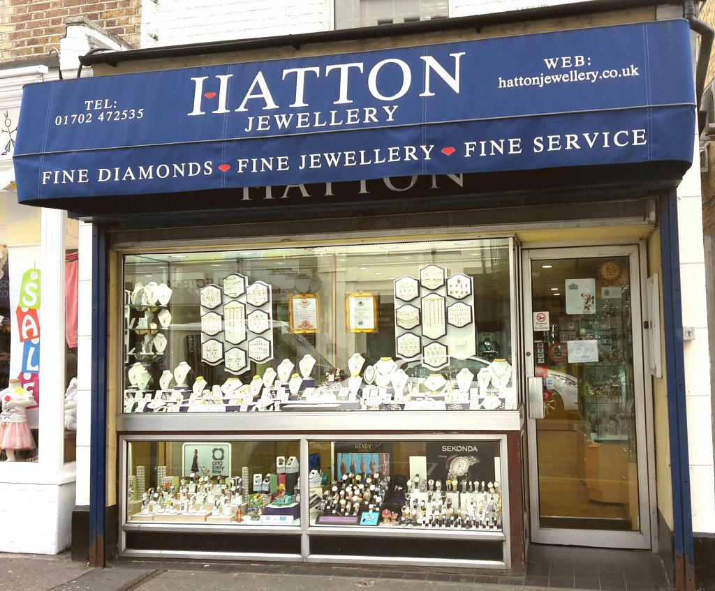 Hatton Jewellery Shop, Leigh on Sea